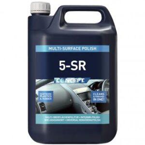 Plastic milk 5-SR