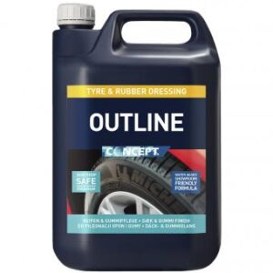 tire-based tire gloss
