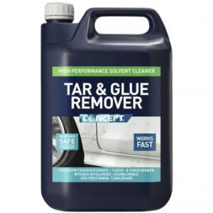 pitch and glue removal