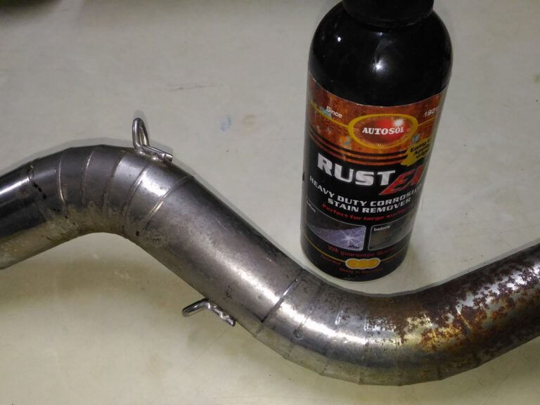 RUST REMOVAL REMOVER autosol rust ex 2
