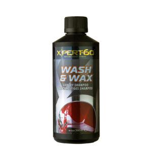 car shampoo with wax