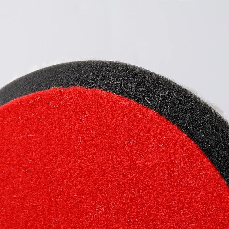 wool polishing pad