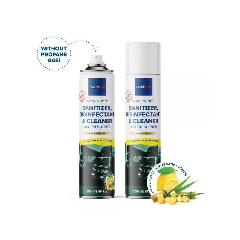 car disinfectant northmed