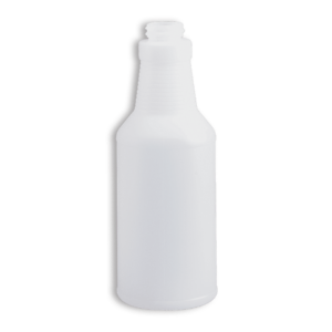 bottle for car chemicals sprayer