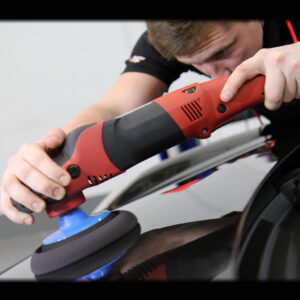 polishing machine rotary 2 car polishing