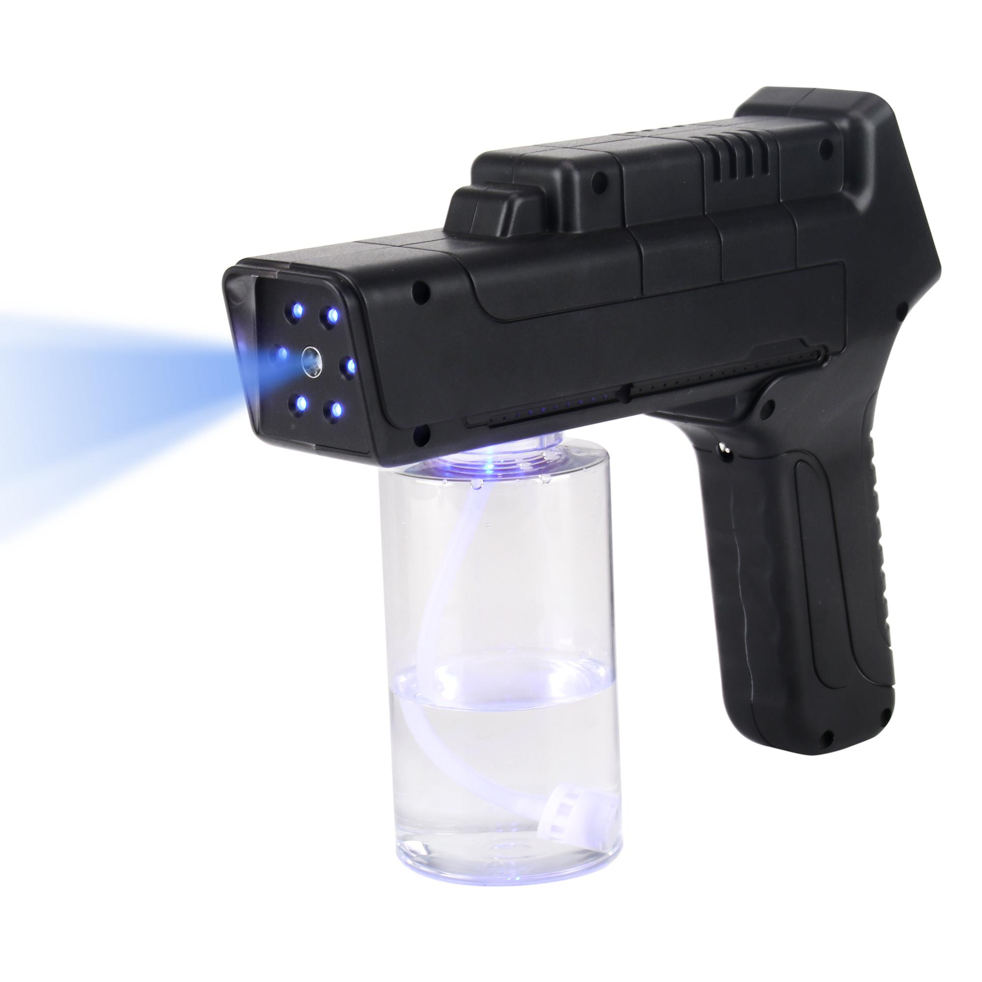deso pistol fog disinfectant